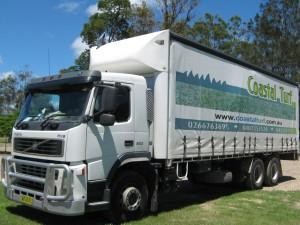 Coastal Turf Truck