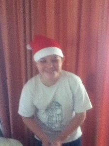 Riley the Christmas Elf