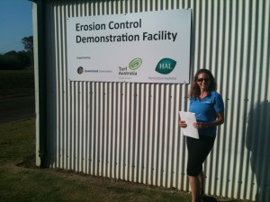 Sare at DAFF facility