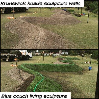 Bruns walk