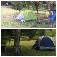 Kids camping